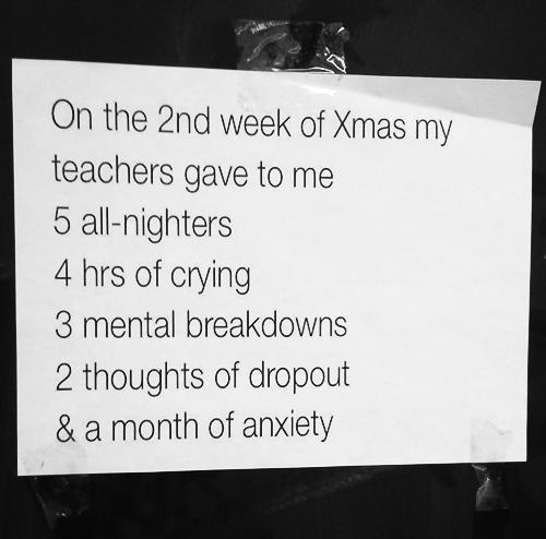12 days of christmas christmas carols funny teachers Songs g rated - 7962293760