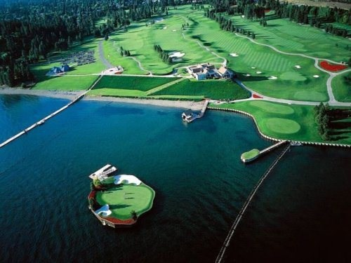 golf moat wtf water - 7962311168