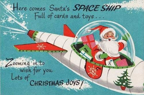 toys santa space ships - 7962323200