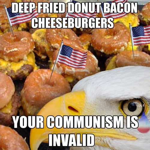 america,commies,food
