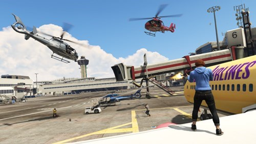 Grand Theft Auto rockstar gta online Video Game Coverage - 7963433216