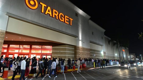 Cyber Crime of the Day: Millions Affected in Credit Card Data Breech on Black Friday at Target