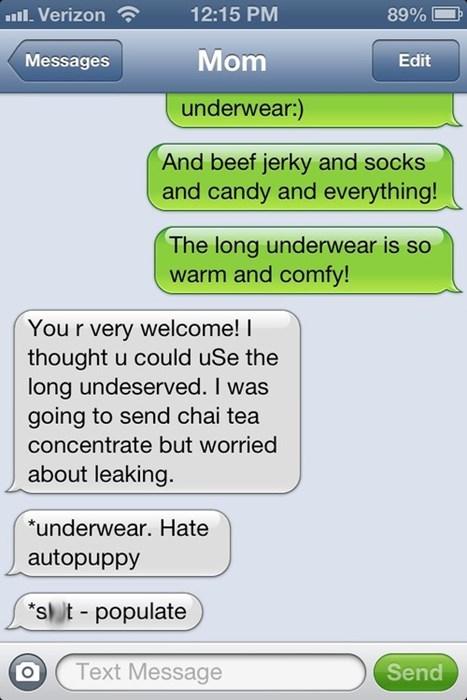 autocorrect long underwear text - 7963475712