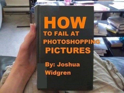 books,photoshop,how to fail at photoshop