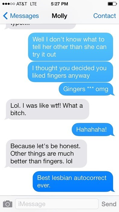 autocorrect,text,fingers,gingers,AutocoWrecks