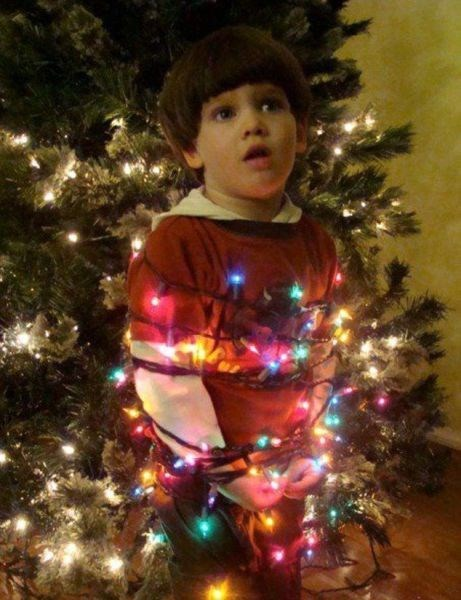 kids,parenting,christmas lights