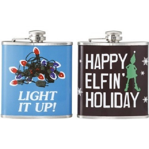 christmas flasks awesome holiday funny - 7963654656
