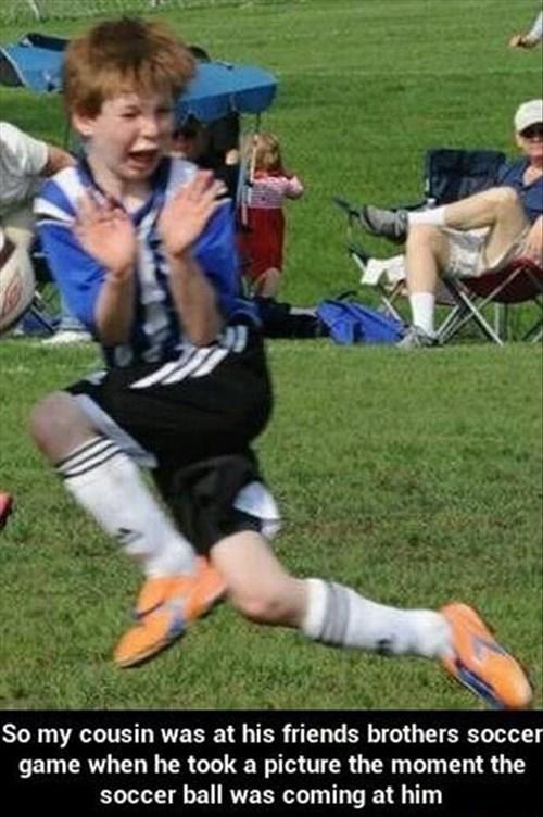 kids,photobomb,soccer