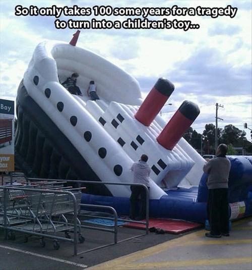titanic,kids,parenting