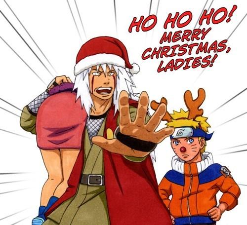 anime,christmas