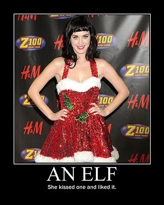 elf funny katy perry song