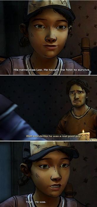 clementine telltale games The Walking Dead - 7963943168