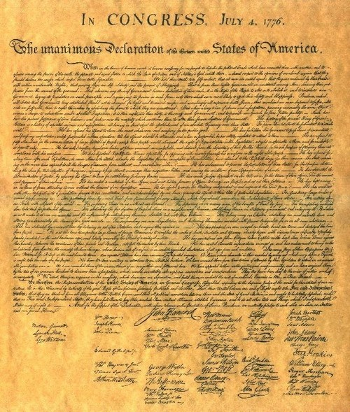 america history declaration of independence - 7963944448