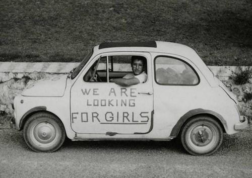 cars vintage retro pickup lines - 7963962368