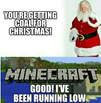 christmas minecraft video games santa - 7963975424