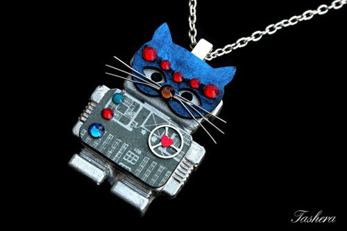 Cats accessories for sale robots - 7963996160
