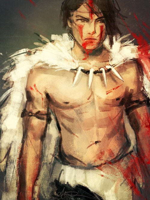 anime Fan Art rule 63 princess mononoke - 7964470272