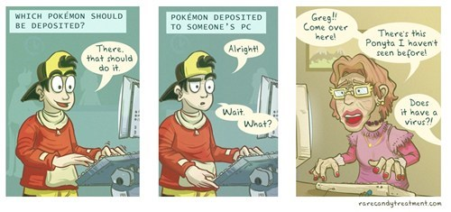 Pokémon rare candy treatment web comics - 7965048576