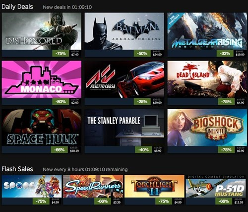 for sale steam steam sale Video Game Coverage - 7965240064
