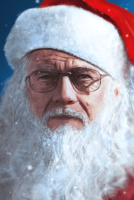 christmas walter white santa claus - 7965320704