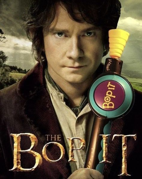 bop it movies hobbit - 7965331712