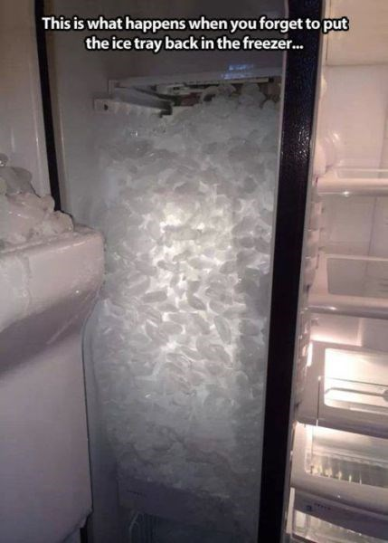ice freezers there I fixed it - 7965430528