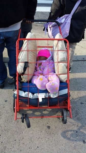Babies shopping cart parenting strollers there I fixed it - 7965431552