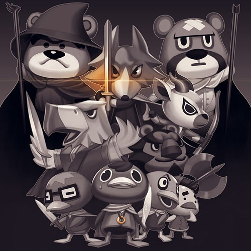 The Fellowship of the Animal Crossing