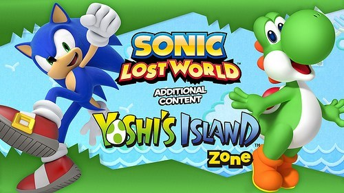DLC sonic the hedgehog Sony sega yoshis-island Video Game Coverage - 7965704192