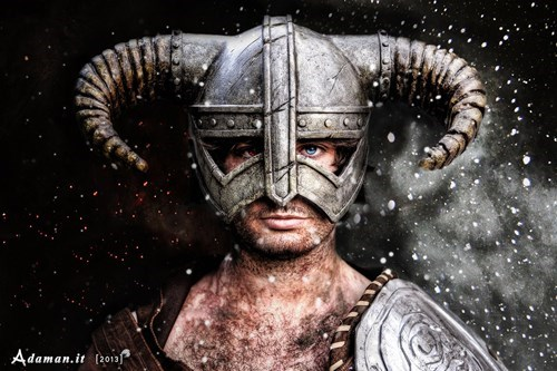 cosplay Skyrim video games - 7965725696