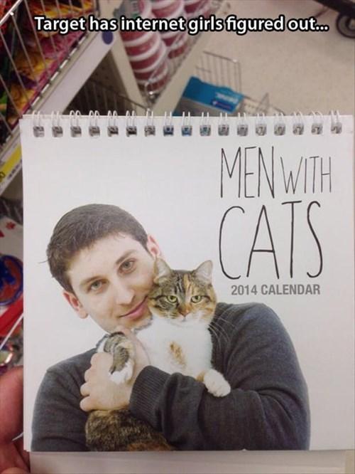 Cats calendar perfect Target - 7965805312