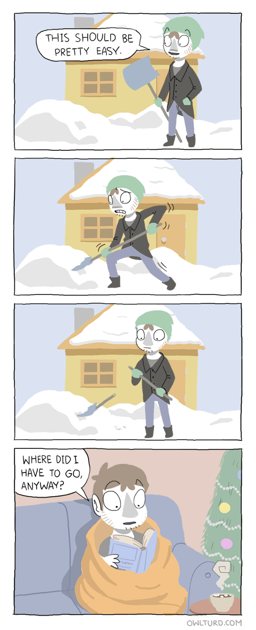snow,shovel,web comics,Hercules 2014