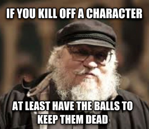 brian griffin family guy george r r martin