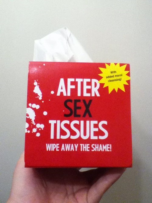 cleaning,tissues,sexy times