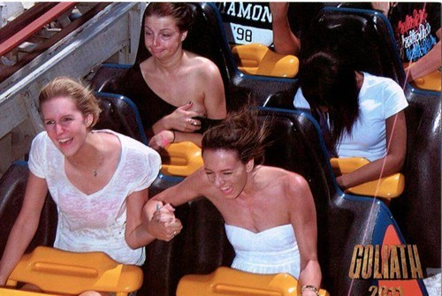 whoops,wardrobe malfunction,roller coaster
