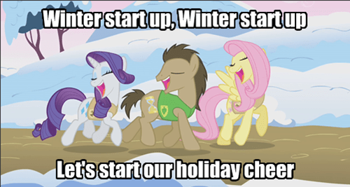 MLP winter wrap up winter - 7966607104