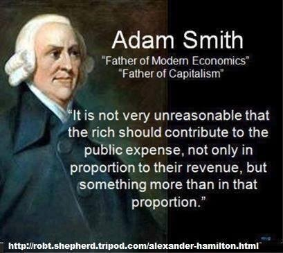 "Memo to the Zealots and True Believers in capitalism--er, ""economic freedom"""