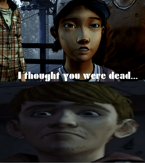 ben telltale games the alking dead clemenitine - 7966765824