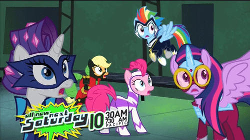 MLP power ponies - 7966811392