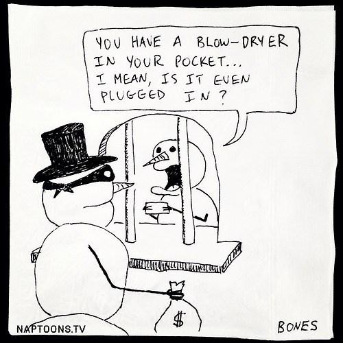snow man robbery web comics - 7966912512