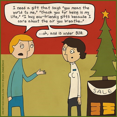 gifts christmas story of my life web comics - 7966936320