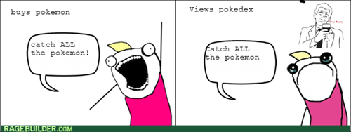 all the things Pokémon - 7967084800