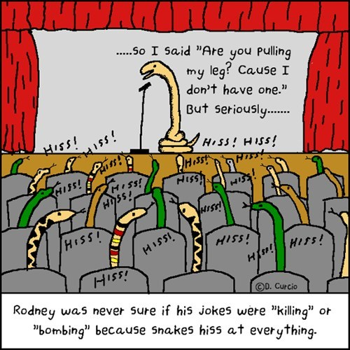 comedy snakes web comics - 7967336960