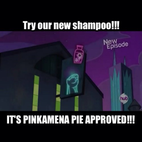 hair pinkie pie shampoo - 7967821312