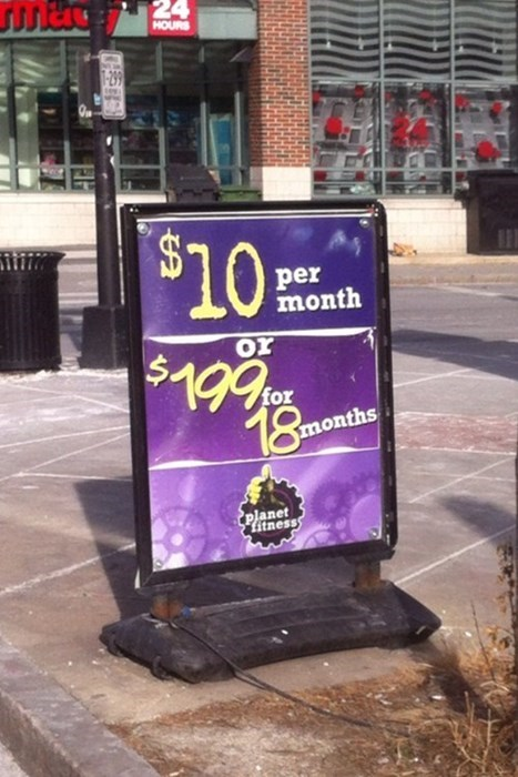 deals money Planet Fitness - 7968100864