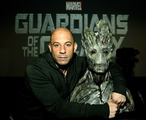 vin diesel guardians of the galaxy groot - 7968354304