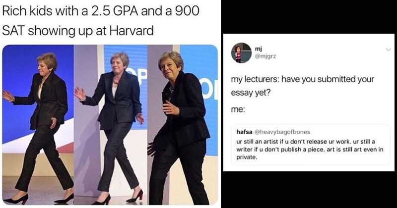 college memes, student memes
