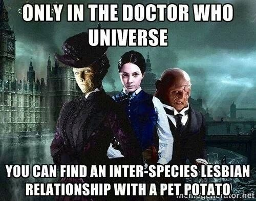 doctor who,commander strax