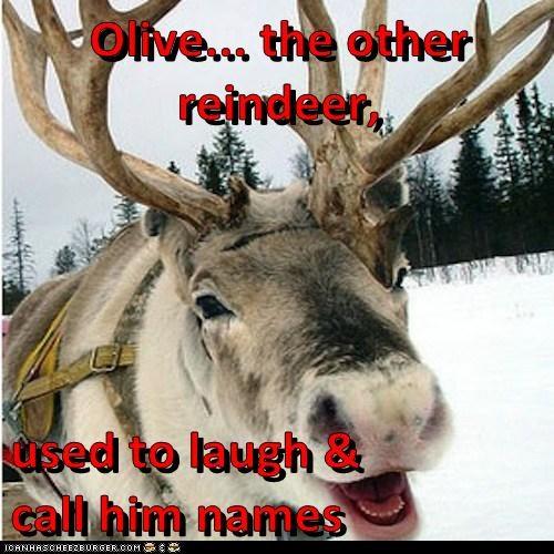 christmas puns Music reindeer rudolph - 7969144320