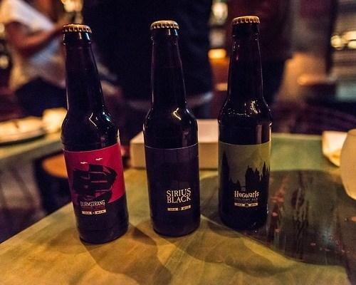 Bottle - SIRIUS BLACK Hocuarls STRANG NOAYALE